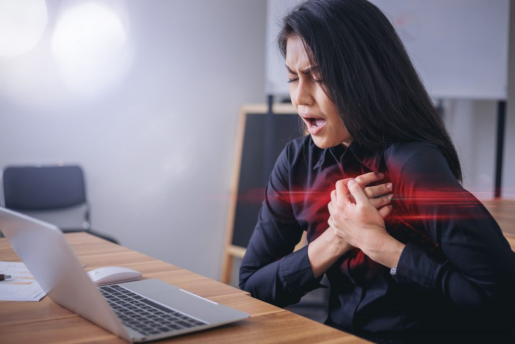 A new way of stratifying acute chest pain: the clinical